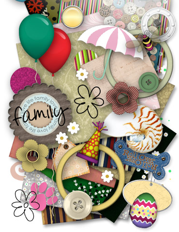 The Design Club for Digital Scrapbooking
