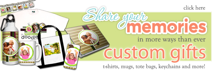 MyMemories Custom Photo Gifts