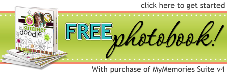 Free Photobook with v4 Purchase