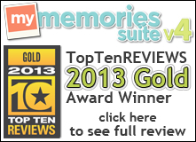 Top Ten 2013 Gold Award Winner