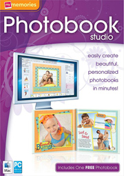 MyMemories Photobook Studio photo book and photo album software