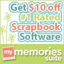 Save on Scrapbooking Software