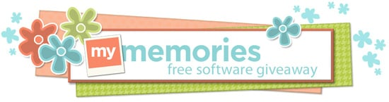 MyMemories giveaway 550x145 Surprise! Gift Guide: My Memories Software #WIN