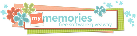 my memories software banner